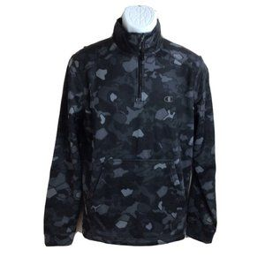 Champion Performance Duofold Camouflage Pullover S